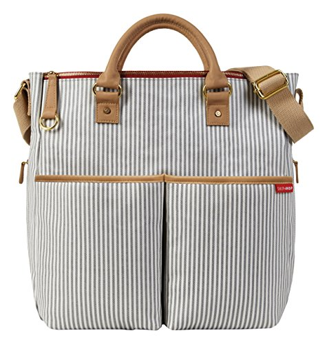 Stripe Baby Diaper Bag - 2
