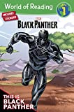 #9: World of Reading: Black Panther: This is Black Panther (Level 1)