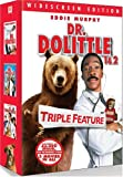 Dr. Dolittle Triple Feature