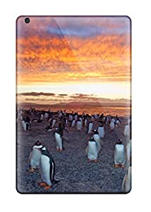 Janice K. Alvarado's Shop Hard Plastic Ipad Mini Case Back Cover,hot Gentoo Penguin Colony Case At Perfect Diy