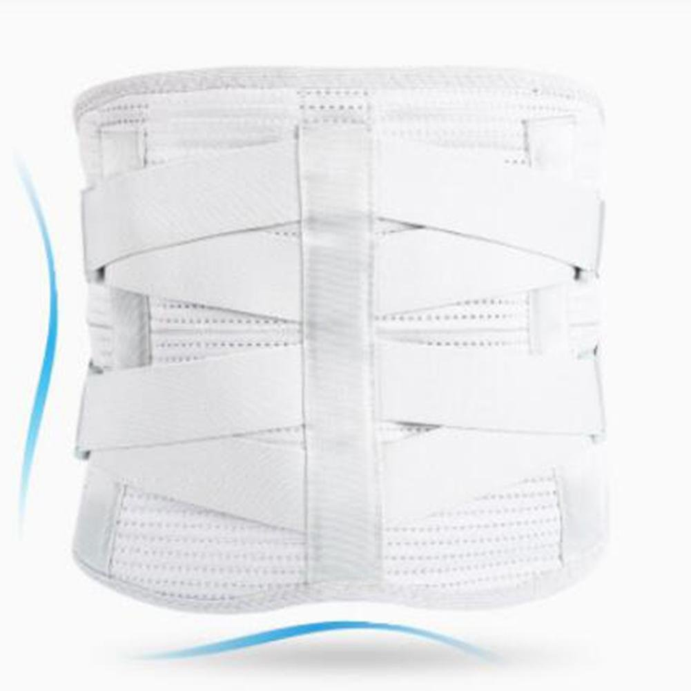 LPY-Adjustable Lumbar Support , Lumbar Device Protection Belt Breathable Double Pressurized , l