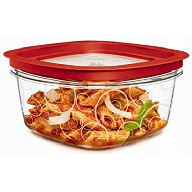 Rubbermaid  5-Cup New Premier Food Storage Container