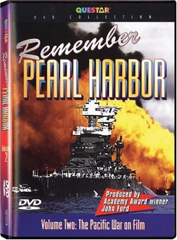 Remember Pearl Harbor - Pacific War on Film (Vol. 2)