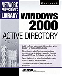 Windows 2000 Active Directory (Network professional's library)