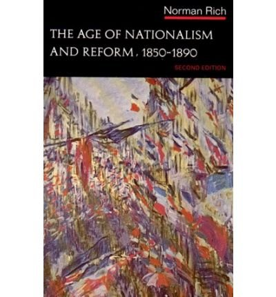 Age of Nationalism and Reform 1850-1890.