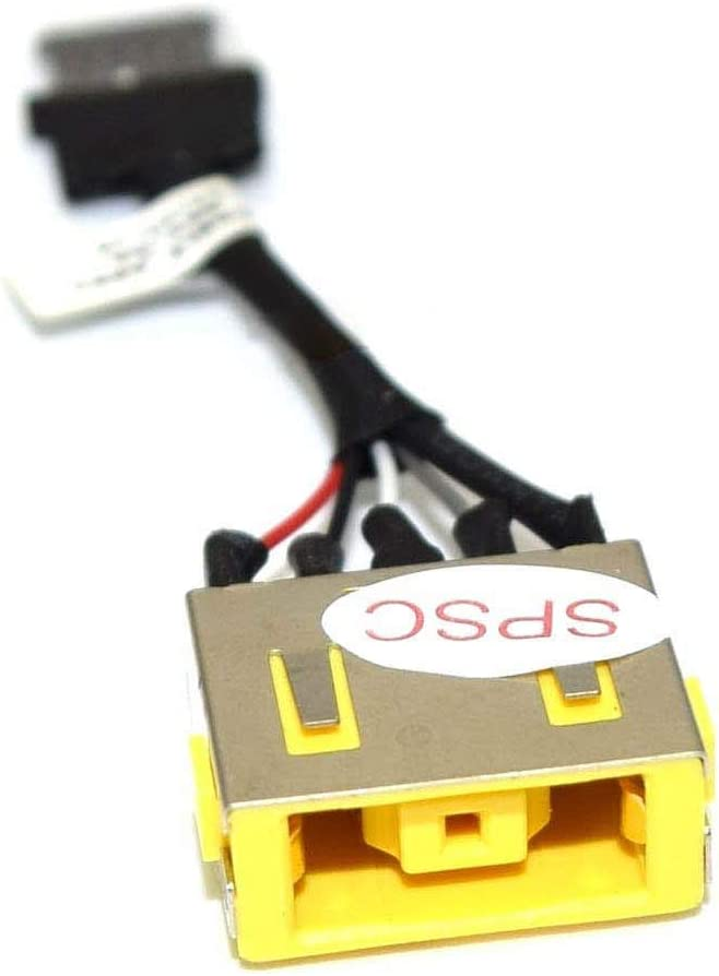 Compatible Replacement for DC in Cable Power Jack Connect Wire for Lenovo Yoga 2 11 DC30100L600