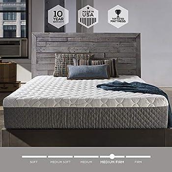 Amazon Com Sleep Innovations Shiloh 14 Inch Memory Foam