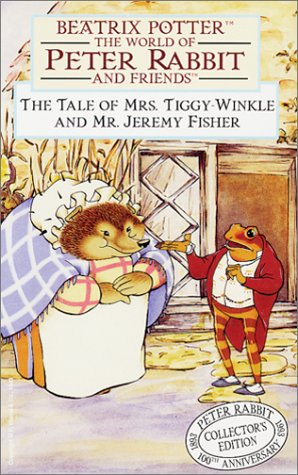 The Tale of Mrs. Tiggy-Winkle and Mr. Jeremy Fisher (The World of Peter Rabbit and Friends) ()