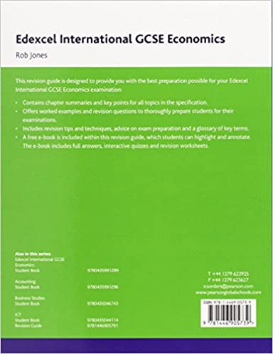 Counting Number worksheets fun chemistry worksheets : Edexcel International GCSE Economics Revision Guide Print and ...