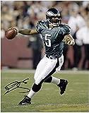 Donovan McNabb Philadelphia Eagles Autographed 8