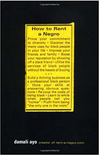 how to rent a negro ayo damali