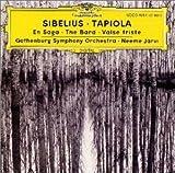 シベリウス:交響詩 タピオラ 作品112 他(ヤルヴィ(ネーメ)/シベリウス/エーテボリ交響楽団)