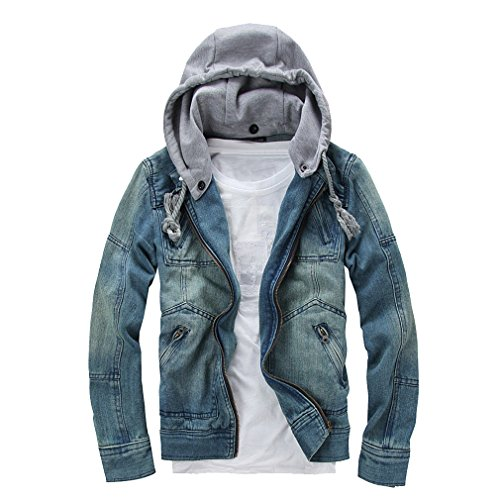 East Castle Fashion Hooded Jackets product image
