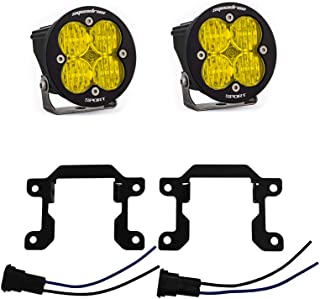 product image for Baja Designs Squadron Sport Fog Pocket Light Kit compatible with SUBARU CROSSTREK XV 13-19