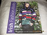 img - for Irish Fashion Knits (Maggiknits Book 16) book / textbook / text book