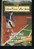 Front cover for the book Advantage Miss Seeton by Charles Hampton