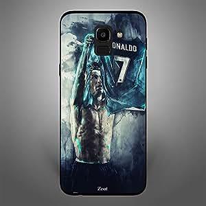Samsung Galaxy J6 ronaldo Blue
