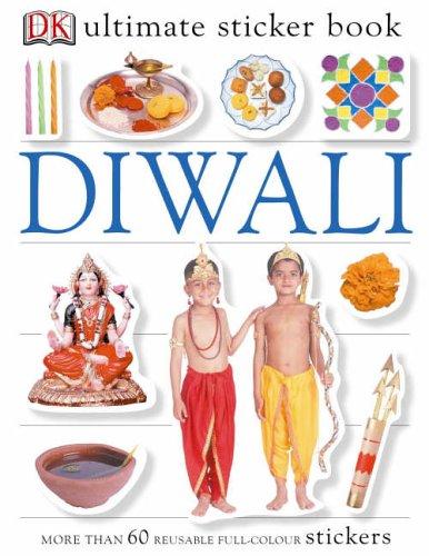 Ultimate Diwali Sticker Book
