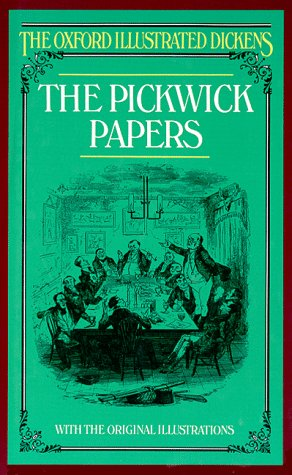 book cover of The Posthumous Papers of the Pickwick Club