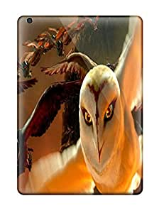 Hot New Legends Guardians Owls Gahoole Case Cover For Ipad Air With Perfect Design