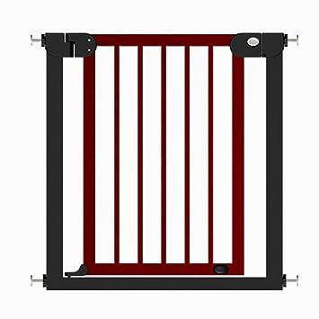 Amazon Com Indoor Wooden Baby Gates Door For Stairs Doorway