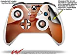 0range-Pin-Up-Girl-Decal-Style-Skin-fits-Microsoft-XBOX-One-S-and-One-X-Wireless-Controller