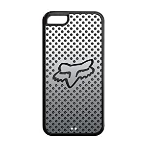 Diystore Fox Racing IPHONE 5C Best Rubber Cover Case by supermalls
