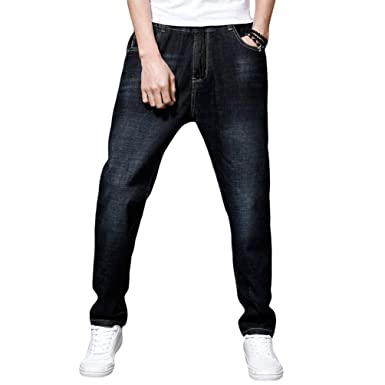 86bed996729db Pantalon Homme Jeans Pantalon Slim Skinny Pantalon Denim Stretch Basic  Spécial Style Denim Pantalon Coupe Droite