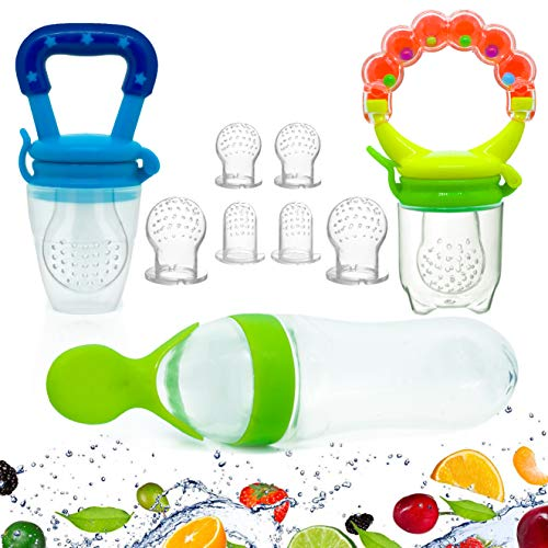 Gedebey Baby Food Feeder