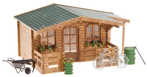 Pola 331050 Garden Shed G Scale Building Kit