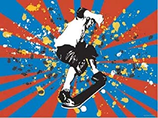 product image for Art4Kids 21651 Bold Skater - Contemporary Mount
