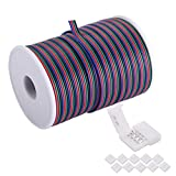 C-able 100ft(30.5m) 22 AWG 4Pin RGB Wire