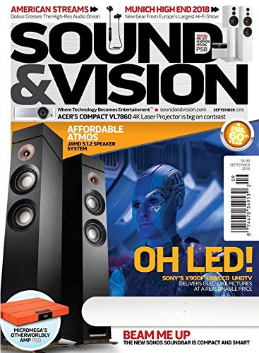 Magazines : Sound & Vision