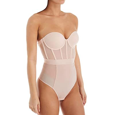 DKNY Women's Strapless Bodysuit at Women's Clothing store