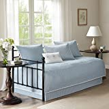 peyton 6 piece daybed set blue daybed