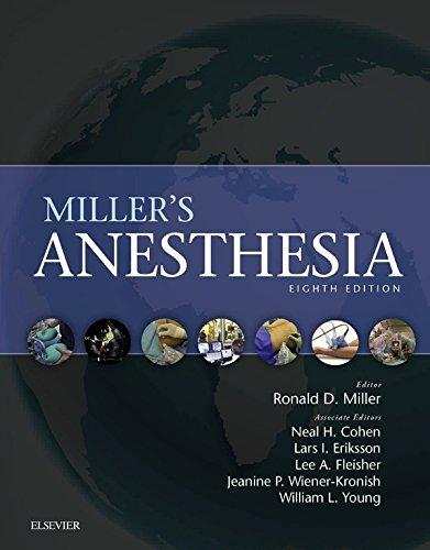 Miller's Anesthesia Pdf