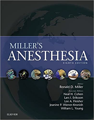Miller Anesthesiology Pdf