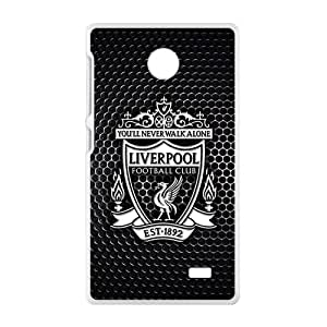 JIANADA Liverpool FC Cell Phone Case for Nokia Lumia X