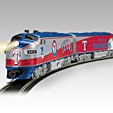 Texas Rangers Express Electric Train Collection - Subscription Plan
