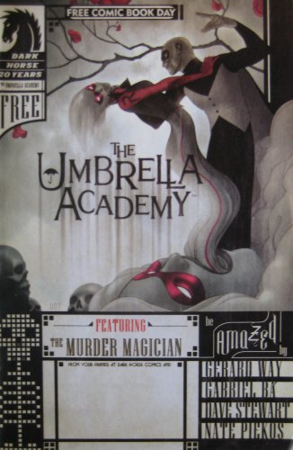 THE UMBRELLA ACADEMY Free Comic Day, April 2007