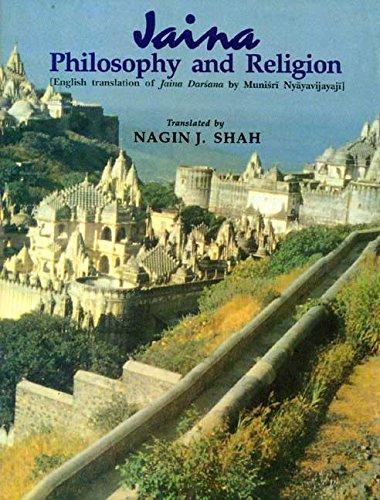 Jaina Philosophy and Religion