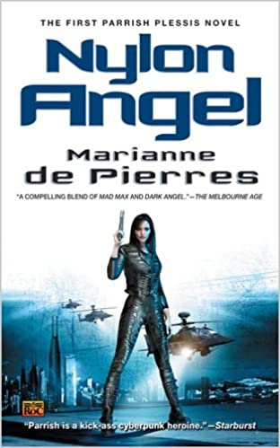 Book Nylon Angel (Parrish Plessis Novels)