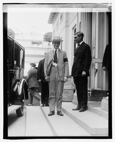 1923 Photo Coolidge & Christian, [8/13/23 by Historic Photos