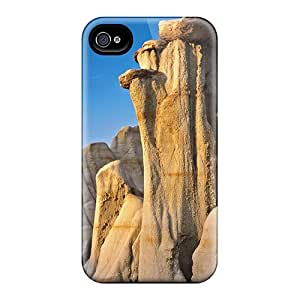New CGzeJkM6265unOGd Funny Stones Skin Case Cover Shatterproof Case For Iphone 4/4s