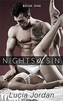 Nights Sin Romance Lucia Jordan ebook product image