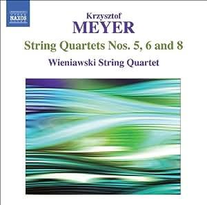 String Quartets Nos 5 6 & 8