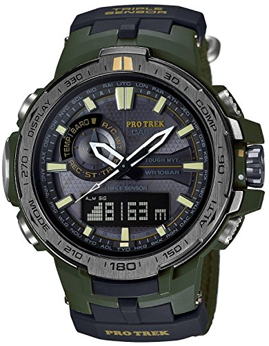 CASIO watches PROTREK world six stations corresponding Solar radio PRW-6000SG-3JR Men