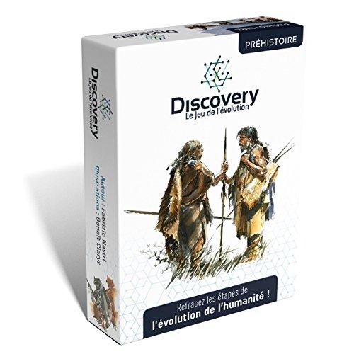 Discovery : le jeu de l'évolution - Préhistoire (version française)
