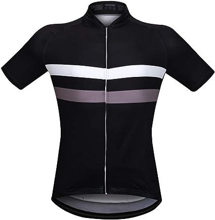 Ciclismo Maillot Camisa de verano de manga corta, ciclismo ...