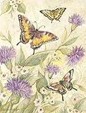 "LANG - Address Book - ""Morning Has Broken"", Artwork by Susan Winget - Lay-Flat, 3-Ring Binding- 6.5"" x 8.5"" x 1.75"""